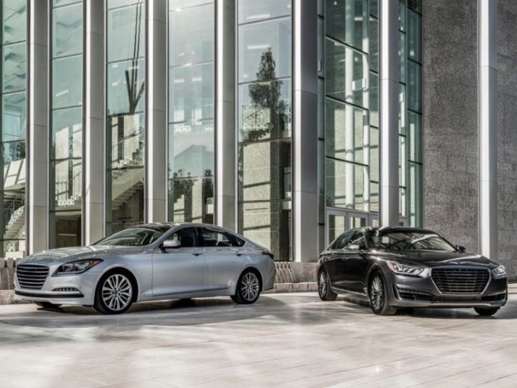 GearDiary 2017 Genesis G80 Ushers in New Luxury for Hyundai