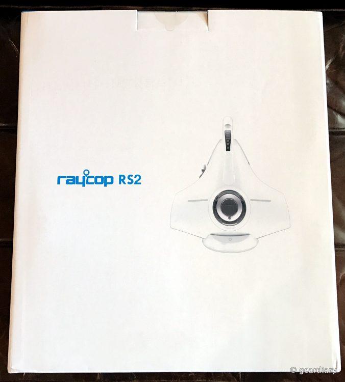 GearDiary 01-RAYCOP RS2 Fabric Purifier