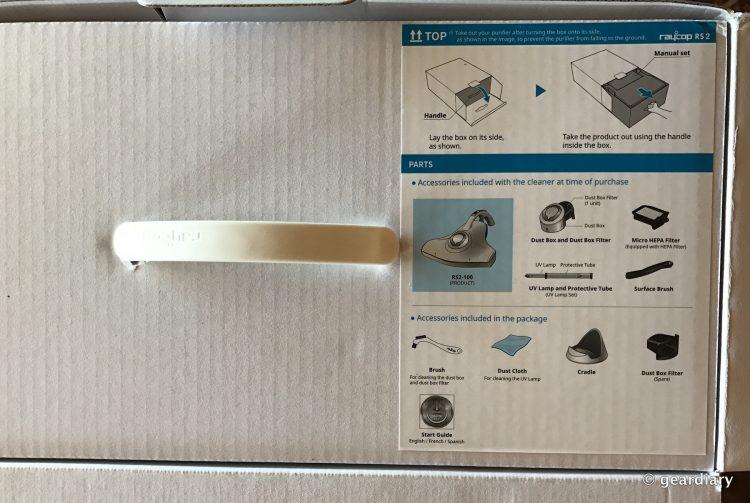 GearDiary 02-RAYCOP RS2 Fabric Purifier-001