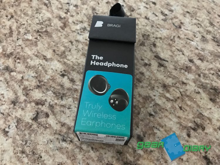 GearDiary Bragi 'The Headphone' Wireless Earphones: Better Than the Dash, but Not by a Mile