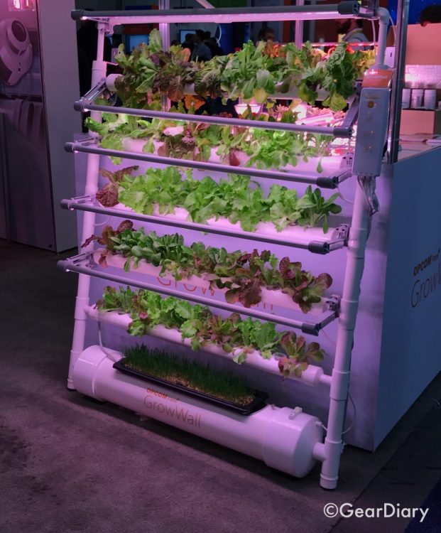 GearDiary OPCOM Releasing the GrowFrame for Home Farmers