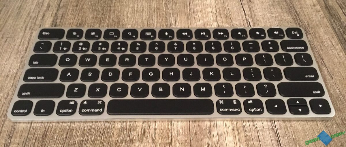 GearDiary Kanex Mini Multi-Sync Keyboard Allows for Continuity Between Your Devices