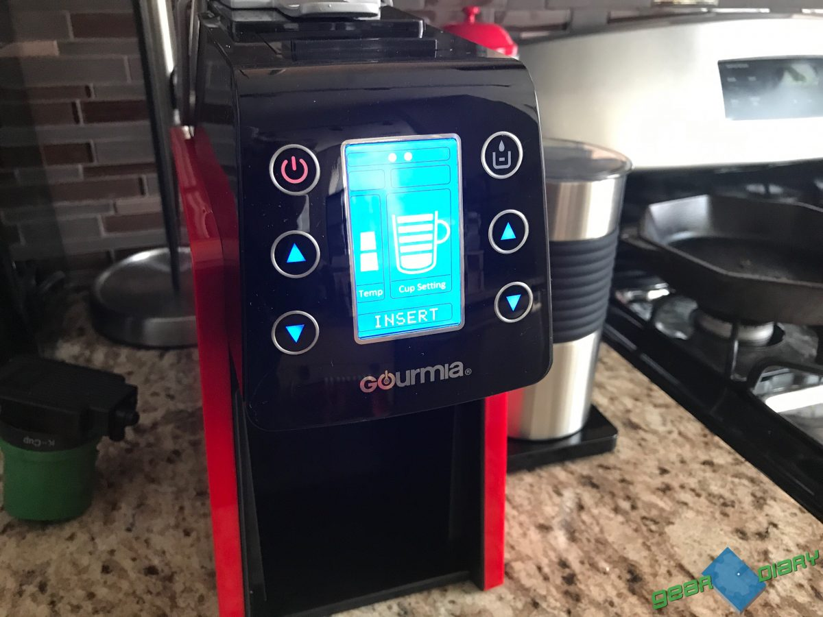 There's No Need for Starbucks with Gourmia's Coffee Maker in Your Home