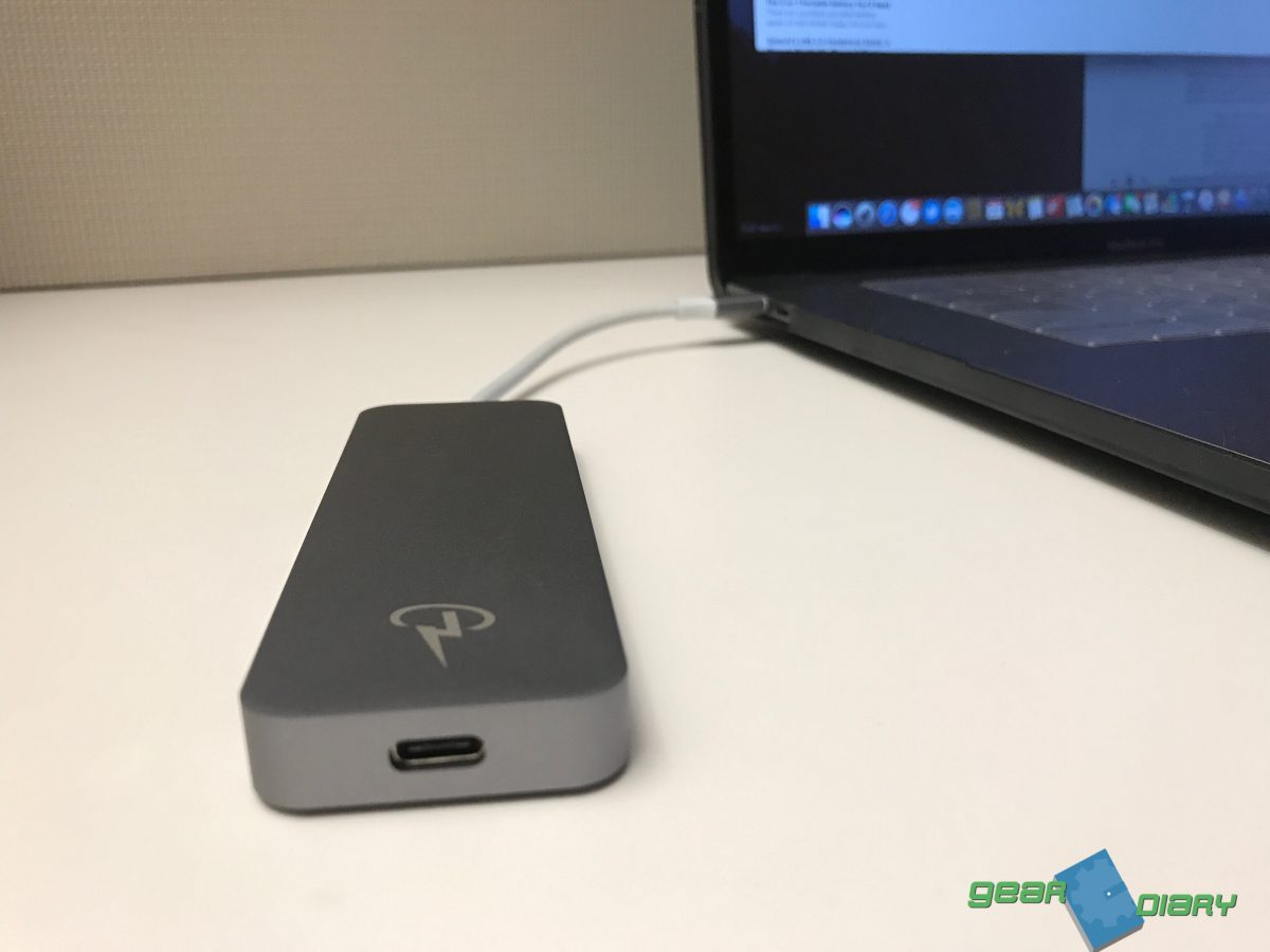 CharJenPro USB-C Hub for MacBook Pro: No Need for a Bag of Dongles
