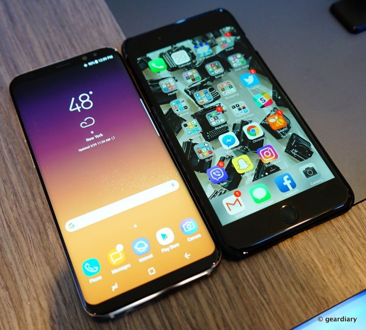 Samsung Galaxy S8 and S8+: Beautiful Phones with So Many Features