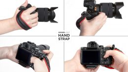 GearDiary Got a Mirrorless Camera? Get Yourself a SpiderLight Hand Strap.