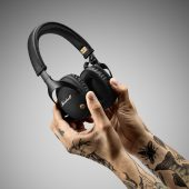 Marshall Announces Their Monitor Bluetooth Headphones