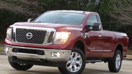 GearDiary 2017 Nissan Titan XD Single Cab Reports for Duty