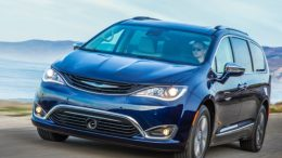 GearDiary 2017 Chrysler Pacifica Hybrid Minivan Is Electrifying