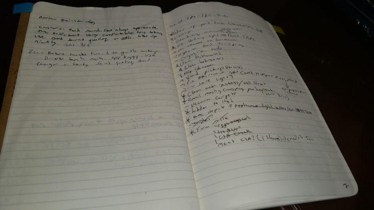 The Minimalist, Ugly Bullet Journal Is My Favorite Gear
