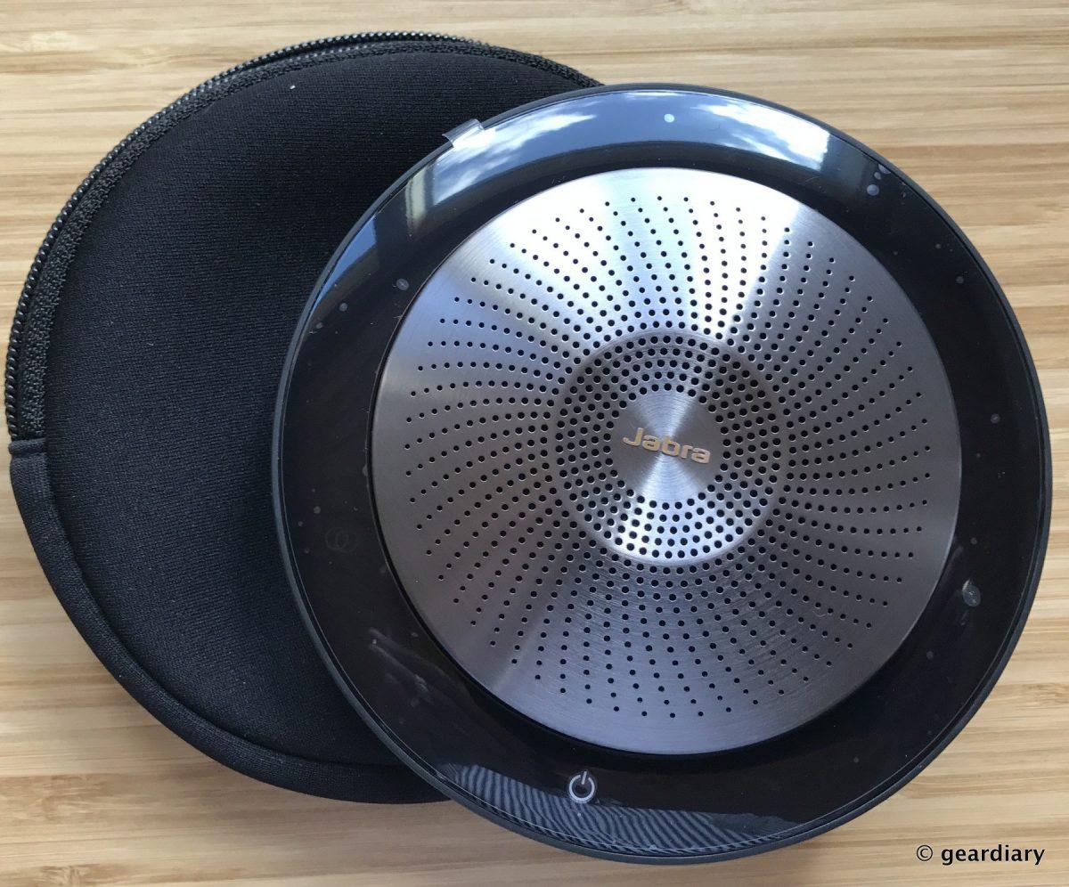 Jabra Speak 710 Great For Conference Calls And Desktop