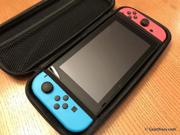 GearDiary Snakebyte Nintendo Switch Accessories Roundup