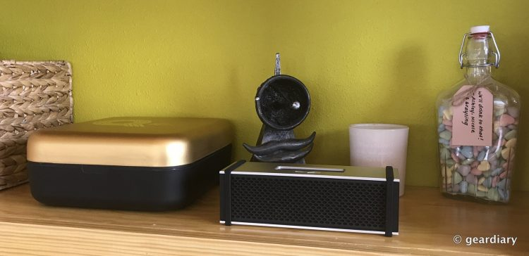 V-MODA REMIX Bluetooth Speaker: A Customizable Powerhouse