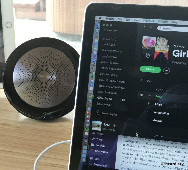 Jabra Speak 710: Great for Conference Calls and Desktop