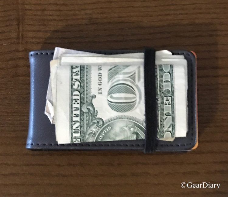 GearDiary Wally Micro Is the Tiny Wallet that Doesn't Make You Compromise