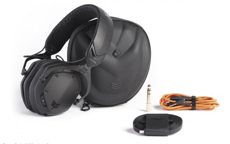 V-MODA Launches the Crossfade 2 Wireless Over-Ear Headphones