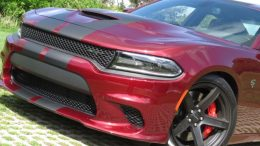 GearDiary 2017 Dodge Charger SRT Hellcat Is the Baddest Cat with Four Doors
