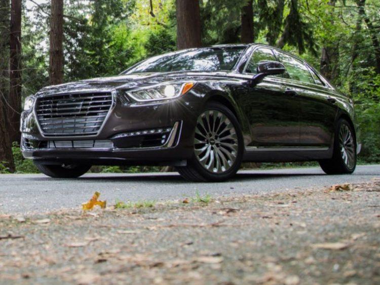 GearDiary 2017 Genesis G90: Living Large in the Lap of Luxury