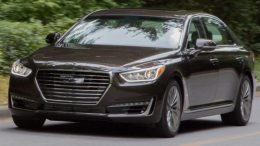 GearDiary 2017 Genesis G90: Living Large in the Lap of Luxury