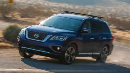 GearDiary 2017 Nissan Pathfinder: More Show and More Go