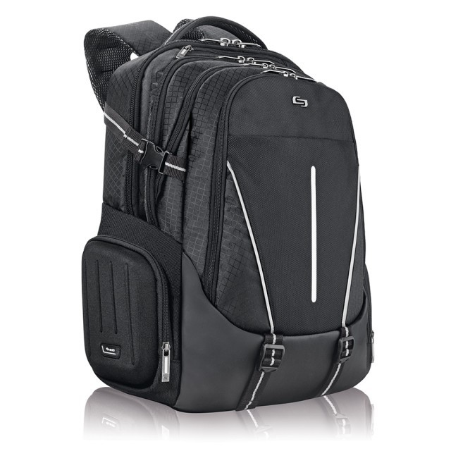 GearDiary The Solo Rival Backpack:  There's a Place for Everything