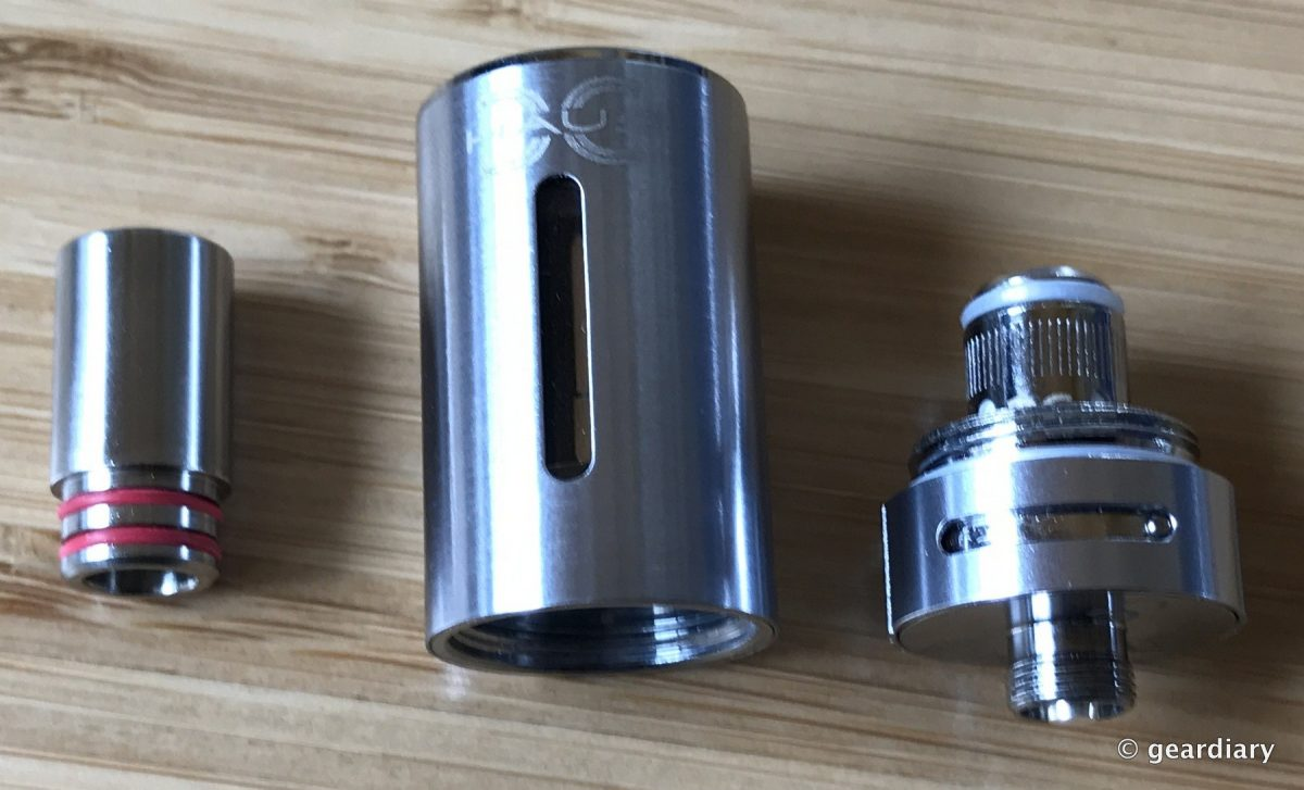HAUS Craft Collection Sub-Ohm Vape Mod Kit: Quit Smoking the