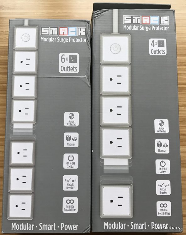 GearDiary OneAdaptr STACK Modular Surge Protector Review