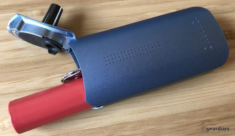 GearDiary 1-DaVinci IQ Precision Vaporizer