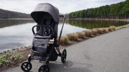 GearDiary The Cybex Priam Stroller with Cloud Q Infant Car Seat Is a Premium Travel System That Grows with Your Child