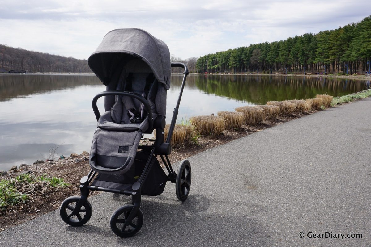 the cybex priam stroller with cloud q infant car seat is a premium travel system that grows with. Black Bedroom Furniture Sets. Home Design Ideas