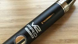 GearDiary V2 Pro Series 3X Vaporizer Kit: Sleek, Compact, and Discreet
