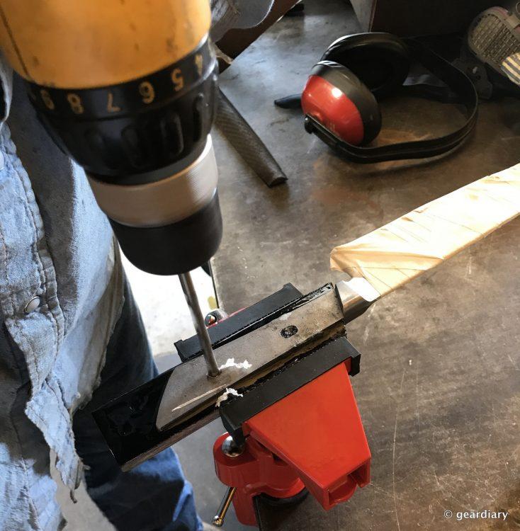GearDiary 2-Making the Man Crates Damsacus Chefs Knife-001