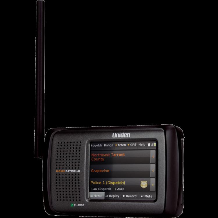 Deal: Uniden HomePatrol 2 Police Scanner with Digital APCO-25