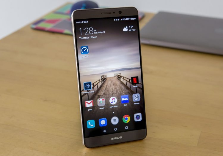 Huawei Mate 9 Review: Massive Screen, Tight Bezels, and Long Battery Life