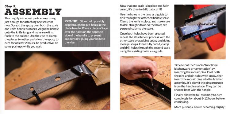 GearDiary Man Crates Damascus Steel Chef Knife Kit User Manual.15 PM