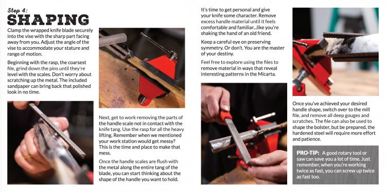 GearDiary Man Crates Damascus Steel Chef Knife Kit User Manual.27 PM