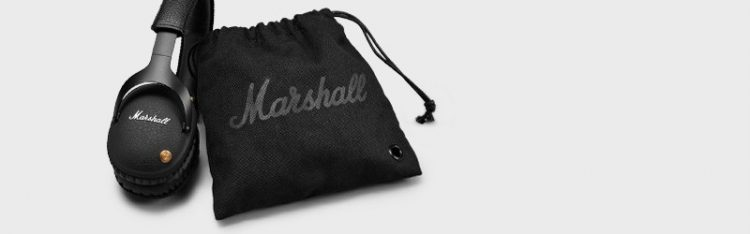 GearDiary The Marshall Monitor Bluetooth Headphones Review
