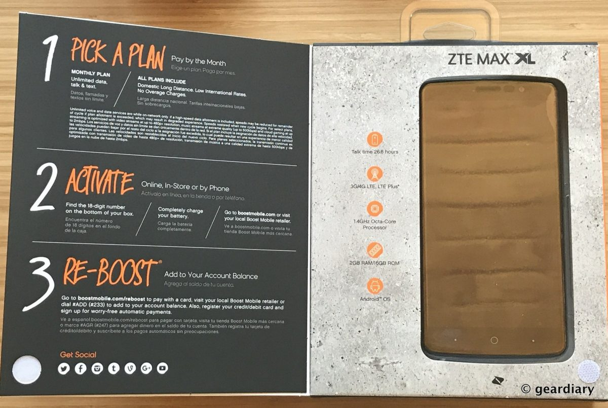 Boost Mobile ZTE MAX XL: Budget Doesn't Always Mean Basic