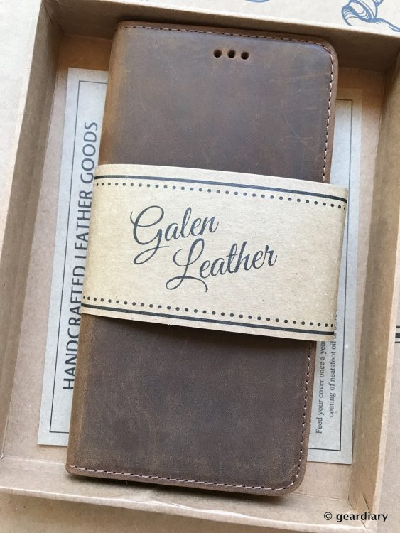 Galen Leather: Luxurious Accessories for Your Electronic Devices
