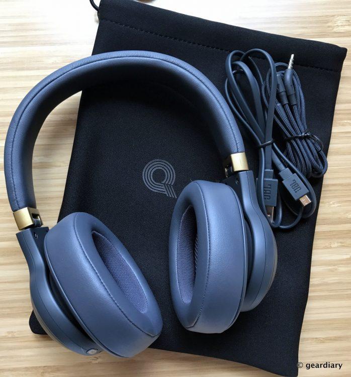 JBL E55BT Quincy Edition Headphones: Quincy Jones' Signature Sound