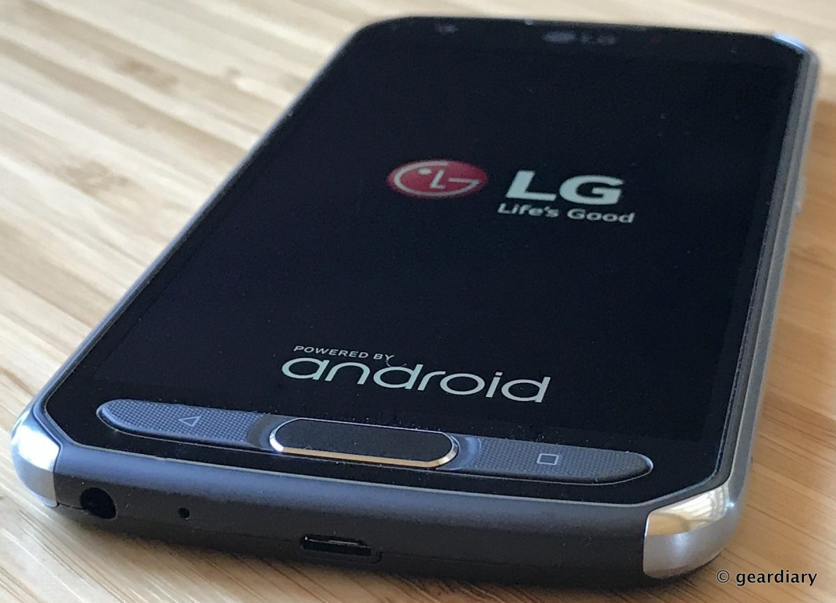 new products edbc6 2ff91 AT&T LG X Venture: Life Can be Hazardous, but This Phone Can Handle It