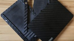 PITAKA New Wallet: A Fast Access Magnetic Modular Carbon Fiber Wallet