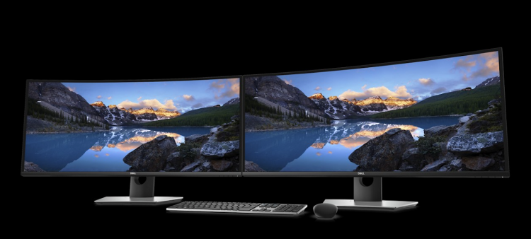 The Dell UltraSharp 38 Curved Monitor Will Give You Display Envy