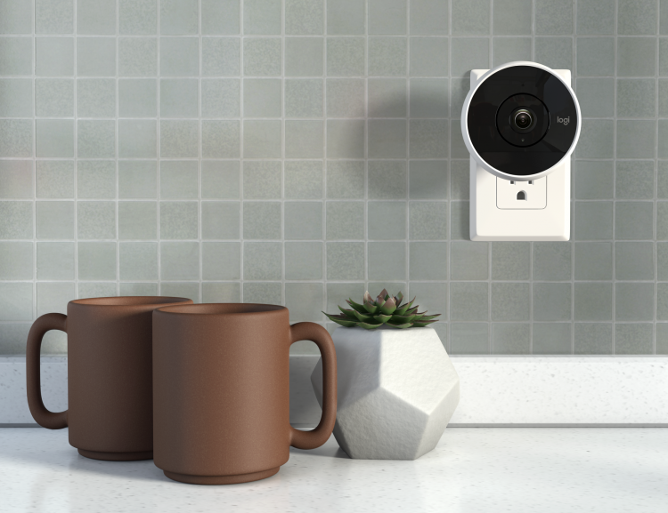 GearDiary Logitech Unveils Their Circle 2 Home Security Camera