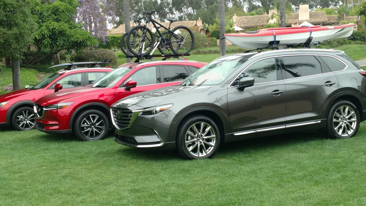 "GearDiary Mazda's Designs Embody Their ""Driving Matters"" Philosophy Perfectly"
