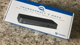 GearDiary OWC ThunderBolt 3 Dock for MacBook Pro: A Solution to a Problem That Shouldn't Exist