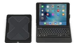 """GearDiary The ZAGG Rugged Messenger for the 2017 9.7"""" iPad  Is Serious About iPad-Computing"""