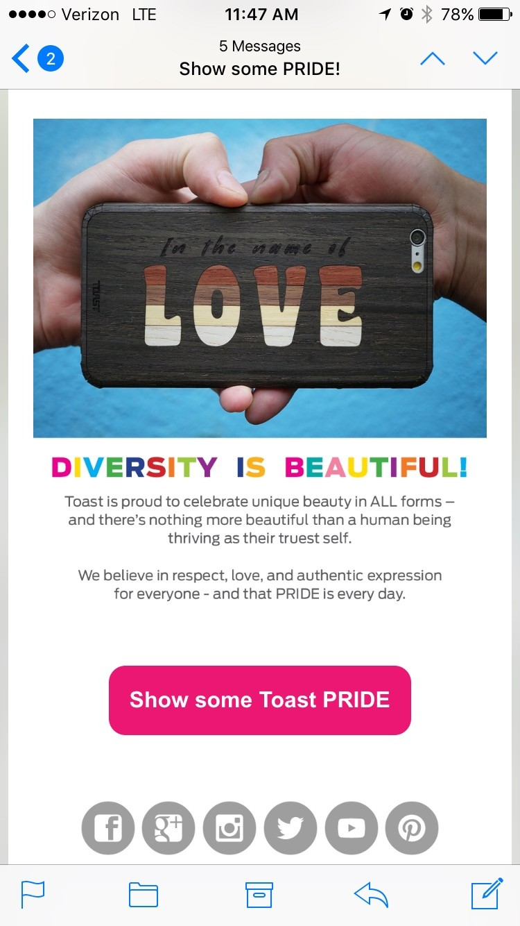 GearDiary A Friendly Reminder to Marketers: Know Your Audience, Especially During Pride Month