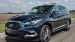 GearDiary 2017 Infiniti QX60 Is Familiar and Fabulous