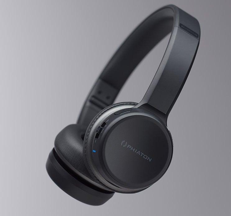 Phiaton BT 390 Foldable Headphones: Perfect for Commuters